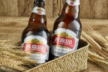 """""""味道不寡淡 好喝不上头""""燕京U8重新定义8度啤酒"""